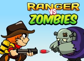 Rangers Vs Zombies