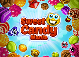Sweet Candy Mania