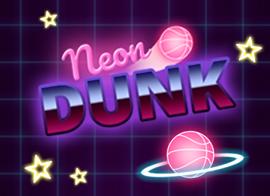 Neon Dunk