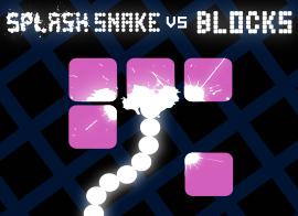 Splash Snake Vs Blocks